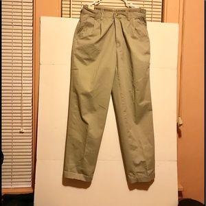 American Eagle Outfitters Men Pants AE Khaki